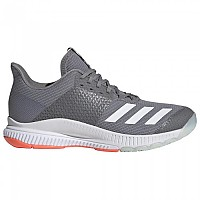 [해외]아디다스 Crazyflight Bounce 3 Grey Three / Footwear White / Signal Coral