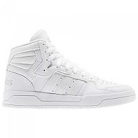 [해외]아디다스 Entrap Mid Footwear White / Footwear White / Metal Silver