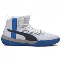 [해외]푸마 Legacy MM Puma White / Strong Blue