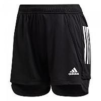 [해외]아디다스 Condivo 20 Training Shorts Long Black / White