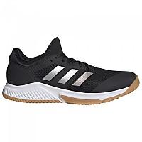 [해외]아디다스 Court Team Bounce Core Black / Silver Metal / Footwear White