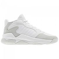 [해외]아디다스 Streetmighty Footwear White / Footwear White / Orbit Grey