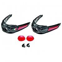 [해외]시디 Reflex Adjustable Heel Black / Red