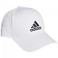 [해외]아디다스 Baseball Cotton Twill White / White / Black