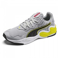 [해외]푸마 Cell Magma High Rise / Puma White / Yellow Alert