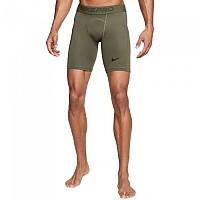 [해외]나이키 Pro Shorts Regular Cargo Khaki / Black