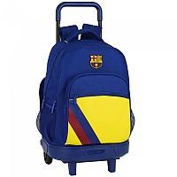 [해외]SAFTA F.C.Barcelona Away 19/20 Wheeled Compact Extraible Blue / Yellow