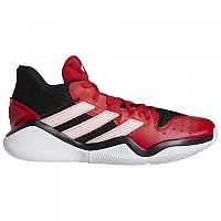 [해외]아디다스 Harden Stepback Core Black / Scarlet / Footwear White