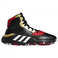 [해외]아디다스 Pro Bounce Core Black / Footwear White / Scarlet