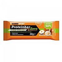 [해외]NAMED SPORT Proteinbar Zero Low Sugar 50gr x 12 Bars Hazelnut