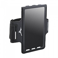 [해외]미즈노 Running Phone Armband Black
