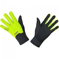 [해외]GORE? Wear M Goretex Infinium Black / Neon Yellow