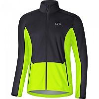 [해외]GORE? Wear R3 Windstopper Classic Thermo Black / Neon Yellow