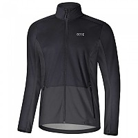 [해외]GORE? Wear R3 Windstopper Classic Thermo Black / Terra Grey
