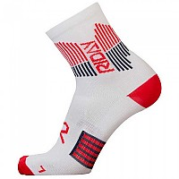 [해외]RIDAY Short Socks Light Weight Black / White