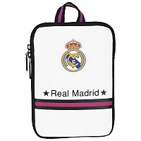 [해외]SAFTA 리얼 Madrid Home 14/15 7.9´´ White / Pink / Black