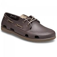 [해외]크록스 Classic Boat Shoe M Espresso / Walnut