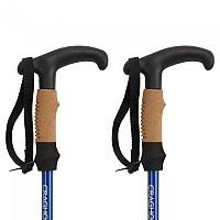 [해외]크래그호퍼 Travel Compact Walking Pole Sport Blue