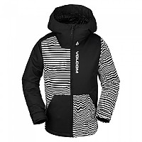 [해외]볼컴 Vernon Insulated Black Stripe