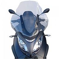 [해외]BULLSTER Piaggio MP3 350/500 HPE 하이 Protection 윈드shield Clear