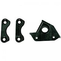 [해외]XLC DO-A75 Aluminium Derailleur Hanger Black