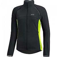 [해외]GORE? Wear C3 윈드stopper Phantom Zip-Off 자켓 Black / Neon Yellow