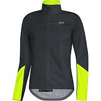 [해외]GORE? Wear C5 고어텍스 Active 자켓 Black / Neon Yellow
