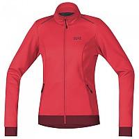[해외]GORE? Wear C3 Women 윈드stopper 더rmo Hibiscus Pink / Chestnut Red