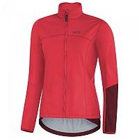 [해외]GORE? Wear C5 Women 윈드stopper 더rmo Hibiscus Pink / Chestnut Red