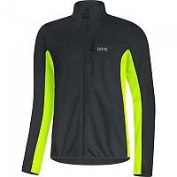 [해외]GORE? Wear C3 윈드stopper Classic 더rmo Black / Neon Yellow