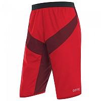[해외]GORE? Wear C5 윈드stopper Insulated 숏s Red / Chestnut Red