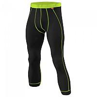 [해외]로플러 Underpants 3/4 Transtex Warm Black / Lime