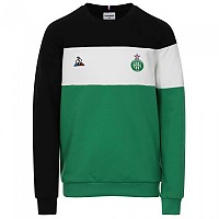 [해외]르꼬끄 AS Saint Etienne Fanwear Nº1 Crew 19/20 Junior Green Forez / Black / New Optical White