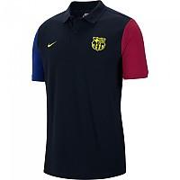 [해외]나이키 FC Barcelona Crew 19/20 Dark Obsidian / Sonic Yellow