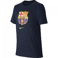 [해외]나이키 FC Barcelona Evergreen Crest 2 19/20 Junior Dark Obsidian