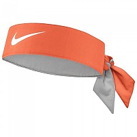 [해외]나이키 ACCESSORIES Headband Orange / White