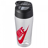 [해외]나이키 ACCESSORIES TR Hypercharge Straw B Graphic 16oz Clear / Anthracite