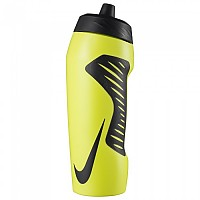 [해외]나이키 ACCESSORIES Hyperfuel Water Bottle 24oz Lemon Venom / Black