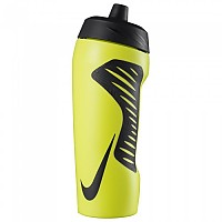 [해외]나이키 ACCESSORIES Hyperfuel Water Bottle 18oz Lemon Venom / Black