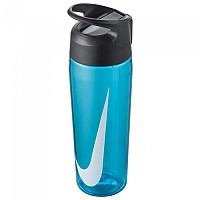 [해외]나이키 ACCESSORIES TR Hypercharge Straw B 24oz Blue Fury / Anthracite
