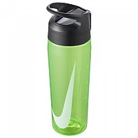 [해외]나이키 ACCESSORIES TR Hypercharge Straw B 24oz Green Spark / Anthracite