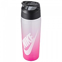 [해외]나이키 ACCESSORIES TR Hypercharge Straw B Graphic 24oz Digital Pink / Anthracite