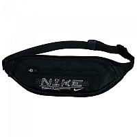 [해외]나이키 ACCESSORIES Laege Graphic Capacity Waistpack 2.0 Black / Black / Silver