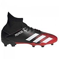 [해외]아디다스 Predator 20.3 FG Core Black / Footwear White