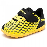 [해외]푸마 Future 5.4 Velcro TT Infant Ultra Yellow / Puma Black