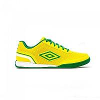 [해외]엄브로 Futsal Street V Golden Kiwi / Fern Green / White
