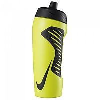 [해외]나이키 ACCESSORIES Hyperfuel Water Bottle 18oz Lemon Venom / Black