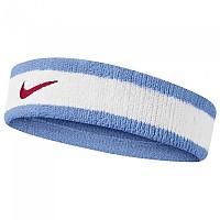 [해외]나이키 ACCESSORIES Swoosh Headband White / University Blue / University