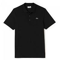 [해외]라코스테 L1230 Ribbed Collar Black