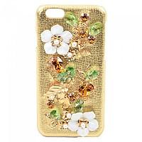 [해외]돌체앤가바나 Iphone 6/6S Jewel Case Gold